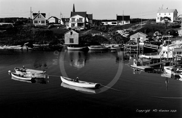Lagoon, Peggy's Cove